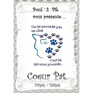 Coeur Pat - Version papier