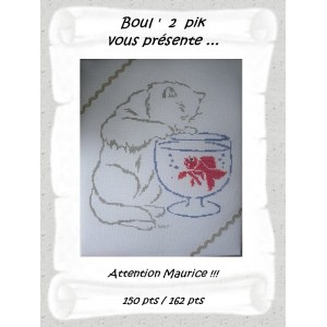 Attention Maurice ! -  Version papier