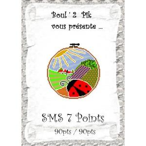SMS 7 Points   version papier