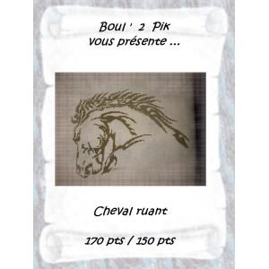 Cheval ruant   version papier