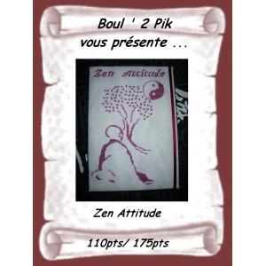 Zen Attitude  version papier