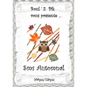 Sms Automnal  version papier