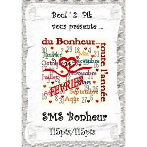 SMS Bonheur