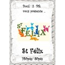 St Félix version  papier