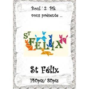 St Félix version  papier