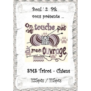 SMS Tricot  chien