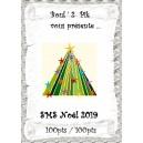 SMS Noël 2019