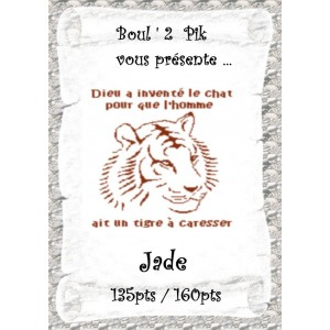 Jade  version papier