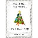 SMS Noël 2013 version papier