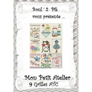 Mon Petit Atelier  (Grilles ATC)